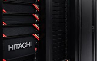 Hitachi Vantara推出新一代企业级存...
