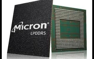 美光低功耗DDR5 DRAM芯片,使edge+手機充分利用5G網絡速度