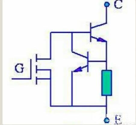 UC3842內部電路圖解析