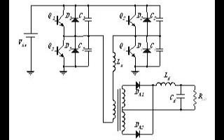 基于数字PID控制算法的移相全桥零电压开关变换器...
