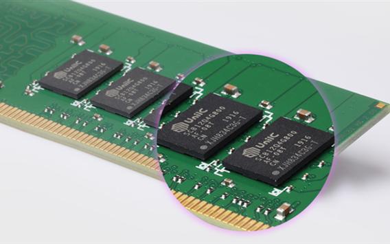 紫光国芯国产DDR4内存上架京东商城