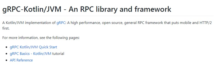 谷歌开源高性能通用RPC框架gRPC