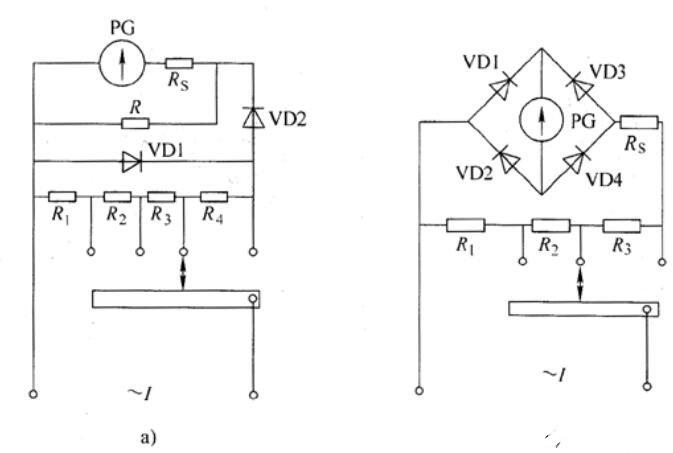 交流電流測量電路的工作原理_交流電流檢測電路圖