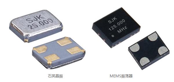 全硅MEMS振荡器的选择