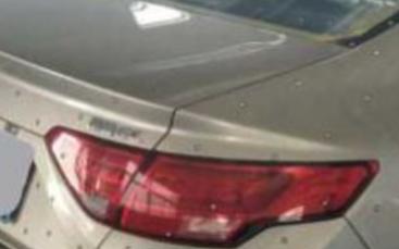 三维激光扫描仪对汽车整车钣金零部件快速扫描服务方案