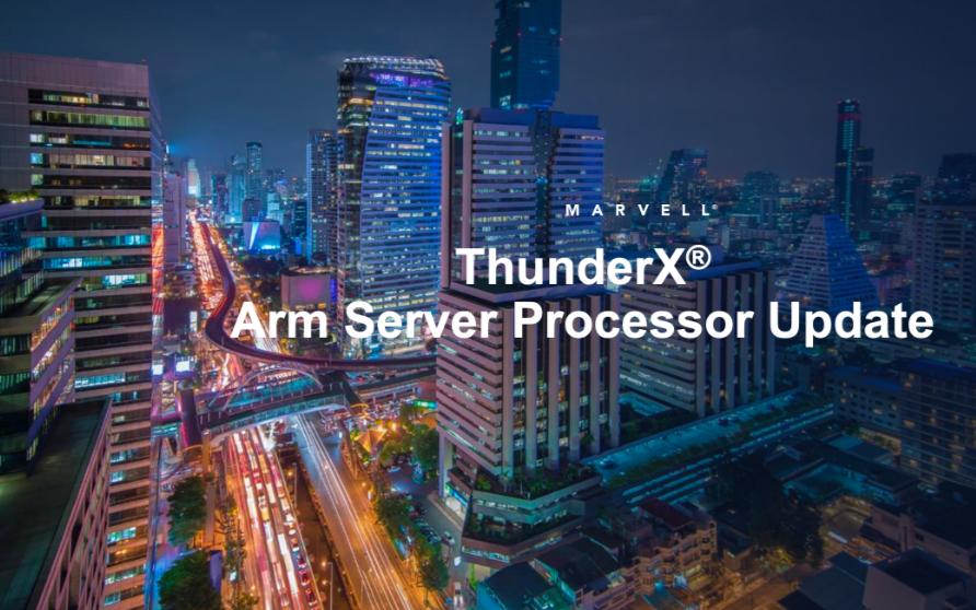 與x86正面交鋒,Arm服務器芯片又掀狂瀾