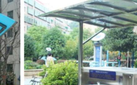 小区自助饮水机联网解决方案
