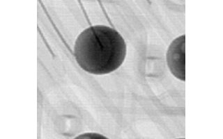 X射线检测BGA、CSP焊点图像的评估和判断及其他应用