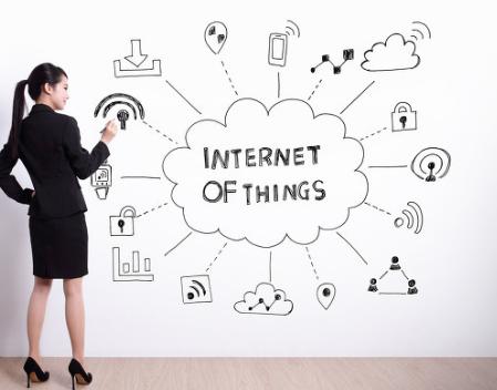 物联网产业发展的规模随之进一步增大