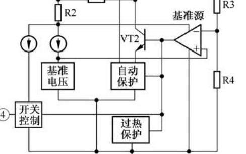模拟集成电路的应用电路,五种电路的分析