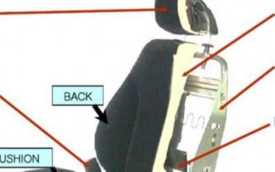 手持式三维激光扫描仪在汽车座椅测试中的应用三维有限元分析应用