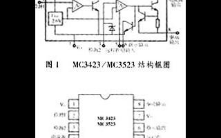 過壓檢測芯片MC3423/MC3523的結構性能...
