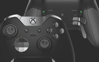微软的Xbox Elite无线控制器可能正在跟进