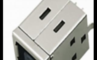 关于USB连接器的运用以及生产制造
