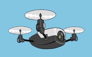 開源微型四軸飛行器電路的原理圖和源代碼免費下載
