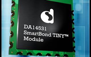 DA14531 SmartBond TINY妯″潡...