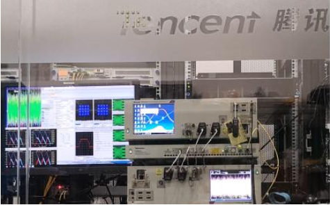 泰克助力腾讯实现TPC-4数据中心网络传输平台演...