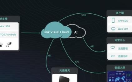 阿里云視頻物聯網產品Link Visual,已接入全球服務