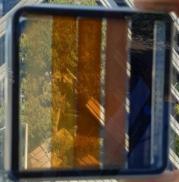 可嵌入窗户玻璃的半透明太阳能电池或将对建筑及功能...