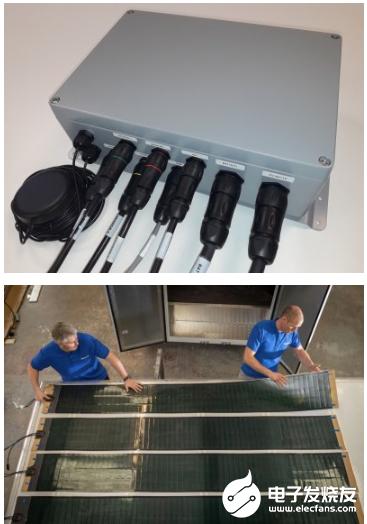 Trailar選擇Souriau為其移動太陽能解決方案提供連接器