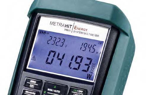 德国GMC万用表、手持功率计METRAHIT ENERGY