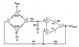 如何构建差动放大器并对其性能进行优化?