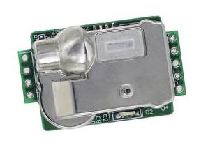 紅外二氧化碳傳感器ZG09的測試原理及智能溫室控...