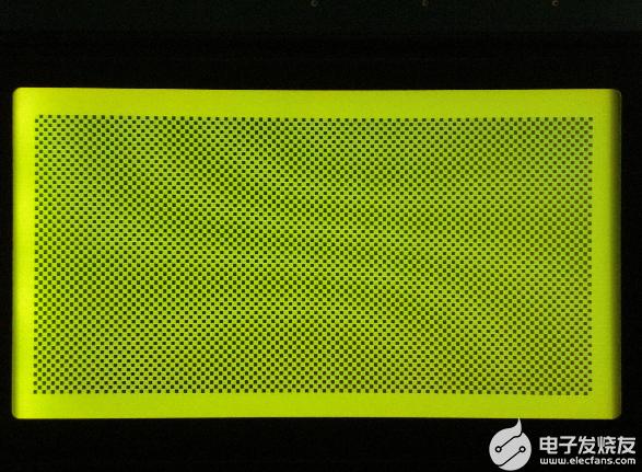 點陣液晶屏和段碼液晶屏的區別