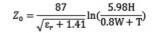 高频下射频大功率器件的TRL校准