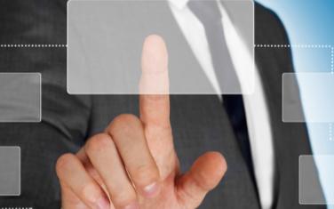 终极触屏技术,在手背皮肤上的触控技术