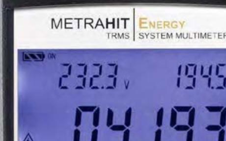 手持式功率万用表 手持式功率计 METRAHIT ENERGY