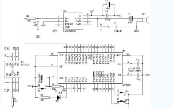 使用单片机设计密码锁的详细资料和代码概述