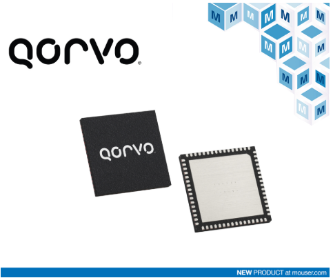 贸泽电子将供应Qorvo PAC5524电机控制...