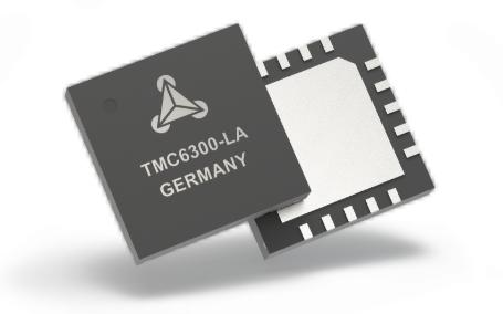 Trinamic推出最新电池驱动解决方案电机驱动器IC——TMC6300