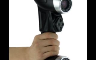 水泵叶轮泵阀叶轮逆向三维抄数手持式三维扫描仪全能...