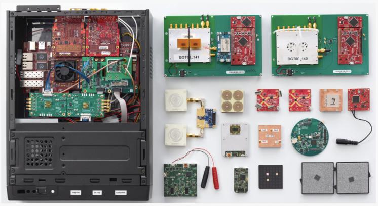 谷歌Soli计划为智能设备提供免触控手势控制的新...