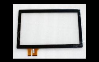 电容触摸屏常见的三种故障