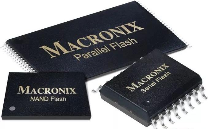 旺宏Q1 Nor Flash價量齊漲,下半年殺入3D NAND
