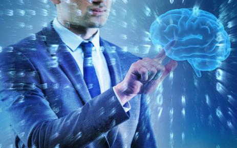 人工智能可以在放射科醫生無法識別的數據中識別出與...