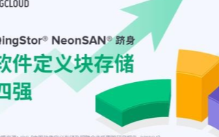 青云QingCloud云平台采用标准NVMe S...