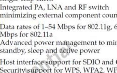 WIFI6的接口配置