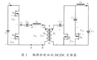 PWM加相移復合控制的工作原理及在變換器控制上的應用研究