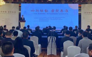 的2020·秦淮新基建、新产业暨物联网产业生态云荐会隆重举行
