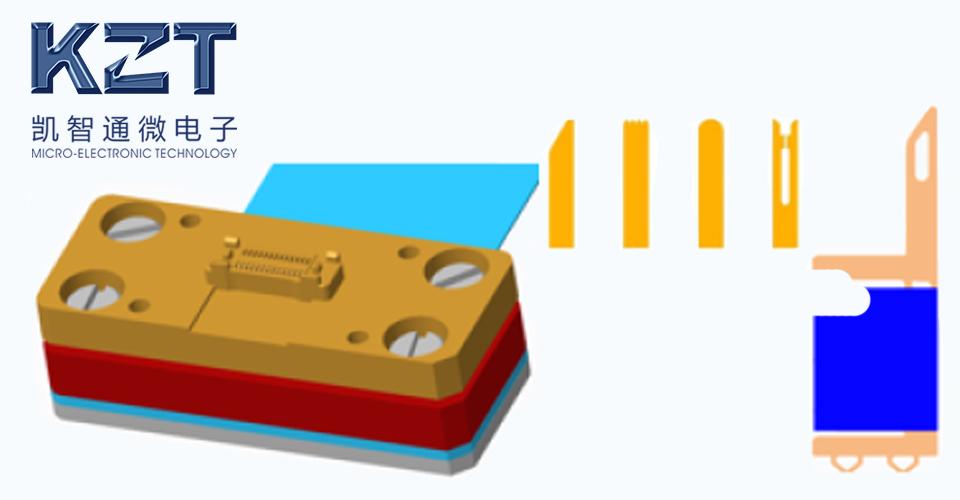 FPC连接器品质检测,有大电流弹片微针模组保驾护...