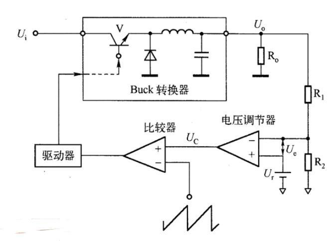 兩款電壓型控制原理圖解析