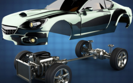 汽車電子降噪方案之底盤的隔音改造