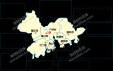 粵港澳大灣區各城市新材料產業布局情況