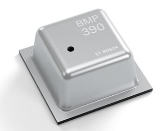 博士新一代气压传感器BMP390发布,精度较上一代传感器提升50%