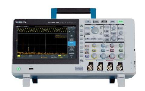 泰克推出TBS2000B系列数字存储示波器,扩展...