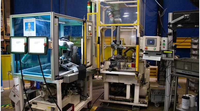 优傲机器人助力thyssenkrupp Bilstein解决劳动力短缺问题